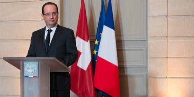 François Hollande en Suisse : les Helvètes aussi ont des contentieux à