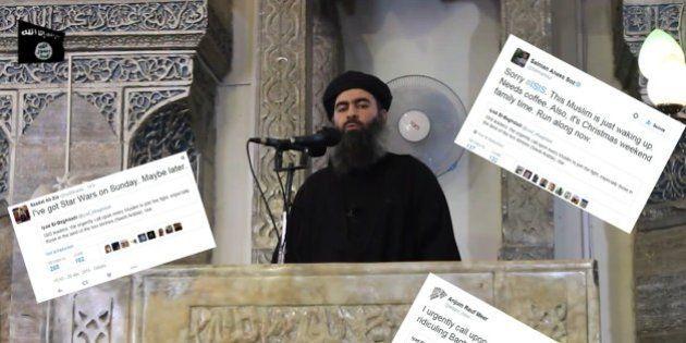 La réponse géniale de musulmans du monde entier à l'appel aux armes