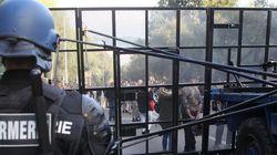 A Ajaccio, la police bloque 300 personnes défiant l'interdiction de