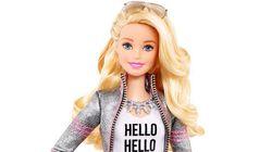 J'ai testé Hello Barbie, la poupée
