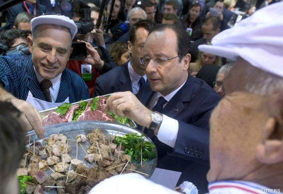 VIDÉOS. François Hollande pour inaugurer le 51e Salon de