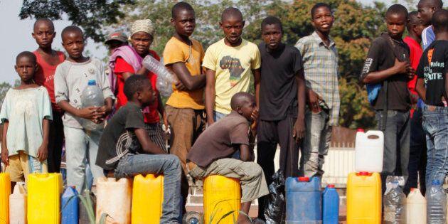 Centrafrique : Plus de 600 morts et 159.000