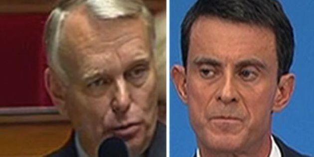 VIDÉO. Tout, ou presque, oppose Manuel Valls et Jean-Marc Ayrault sur la déchéance de