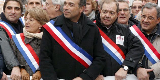 Manif pour tous : Copé appelle les militants UMP à se mobiliser contre le mariage gay le 24