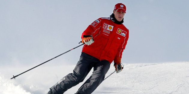 Michael Schumacher hospitalisé: Felipe Massa assure que le pilote montre des