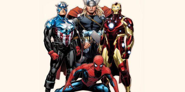 Spider-Man rejoint officiellement l'univers
