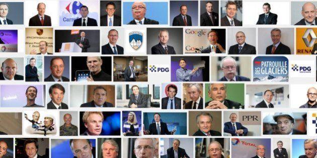 Une femme PDG? C'est une espèce rare dans Google images et cela ne fait pas avancer les