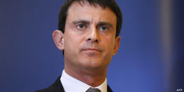 NDDL: Valls met en cause l'ultra-gauche et les autonomes après les affrontements à
