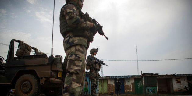 Centrafrique: mort accidentelle d'un soldat