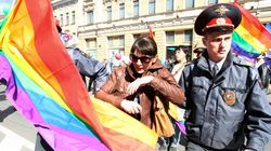 Les homosexuels menacés d'arrestation lors des JO d'hiver en Russie