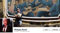 Philippe Risoli porte plainte contre ses comptes Facebook et Twitter