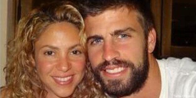 PHOTOS. Shakira partage ses vacances avec Gerard Piqué sur