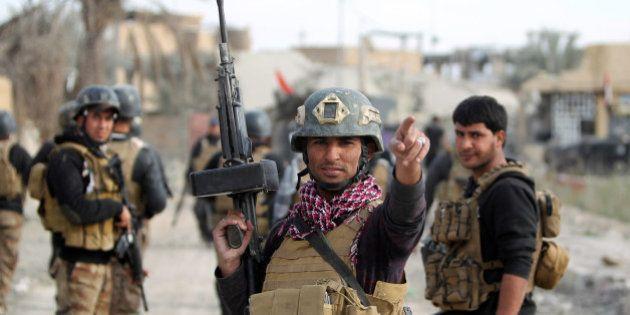 L'armée irakienne annonce la