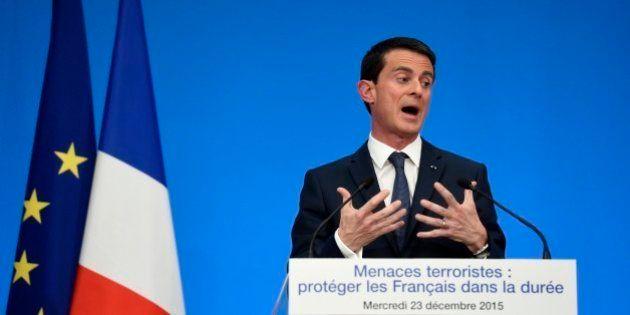 Manuel Valls défend la déchéance de nationalité sur