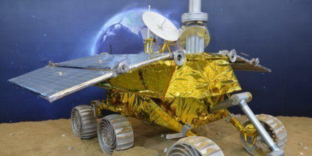 Conquête spatiale: la Chine devient la troisième nation à poser un engin sur la