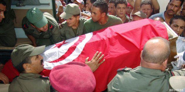 Télévision: la diffusion des cadavres de soldats mutilés crée la polémique en