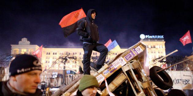 Manifestations à Kiev : opposition et pouvoir mobilisent leurs troupes pour