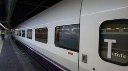 Le premier TGV direct entre la France et l'Espagne sur les