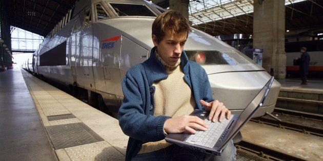 SNCF: du WiFi dans tous les trains fin