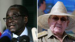 Mugabe, Castro, Élisabeth II... ces octogénaires au