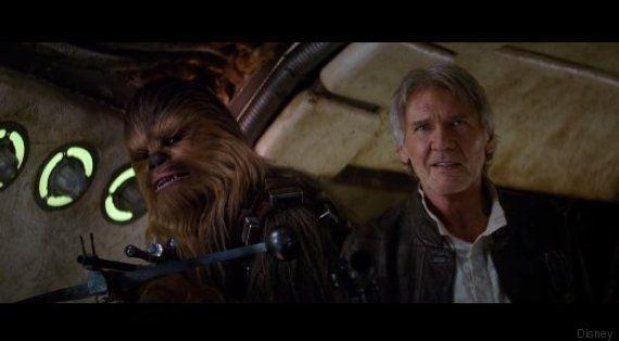 VIDÉO. Trailer de Star Wars 7: une nouvelle bande-annonce d'un