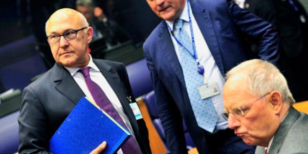 Wolfgang Schäuble: pour le ministre des Finances allemand, la France serait