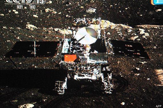 Exploration de la Lune : la Chine célèbre en photos le