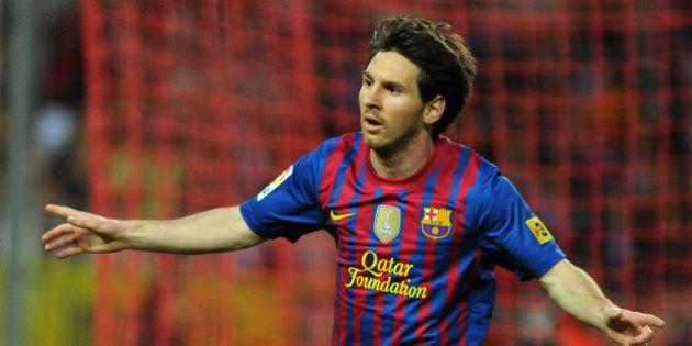 Le père de Lionel Messi suspecté de blanchiment d'argent de la