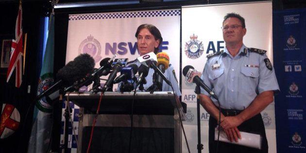 Un attentat à Sydney a été déjoué a annoncé la police