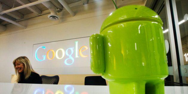 Android brusquement amputé d'une fonction de