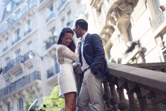 VIDÉO. Les futurs époux annoncent leur mariage à la façon de Wes