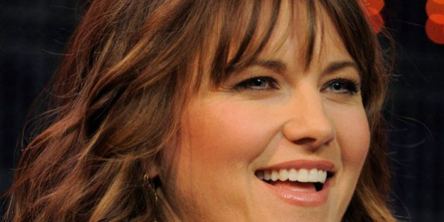 Lucy Lawless, a cast member