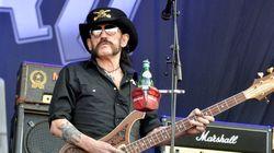 Lemmy Kilmister, le leader de Motörhead, est