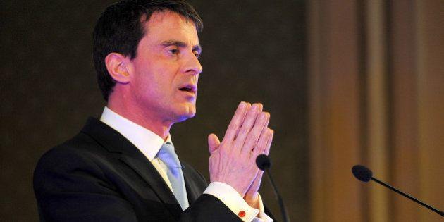 Meurtre de Chloé: Manuel Valls dénonce des propos