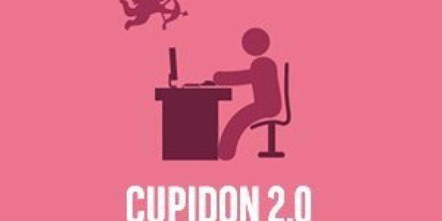 Internet devient le terrain de chasse préféré de Cupidon ! Regardez