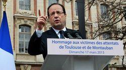 Affaire Merah : Hollande promet aux familles que les zones d'ombre seront