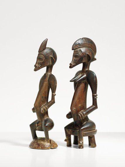 Expo: sculptures de Côte d'Ivoire, l'esthétisme avant