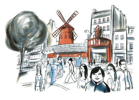 Découvrir Paris avec l'auteur de BD Charles