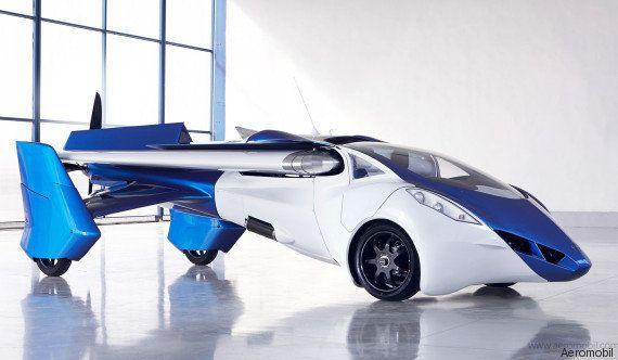 VIDEO. La voiture volante d'Aéromobil pourrait être commercialisée à partir de
