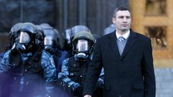 Vitali Klitschko, le candidat favori des