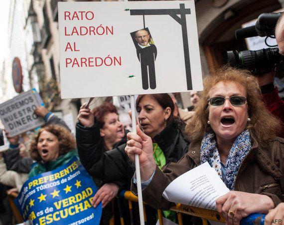 Rodrigo Rato: l'humiliation publique de l'ex-président du FMI et étoile montante de la droite