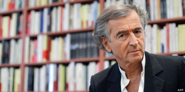 Bernard-Henri Lévy nommé citoyen d'honneur de