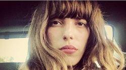 Fashion Week de Paris : Lou Doillon fait la