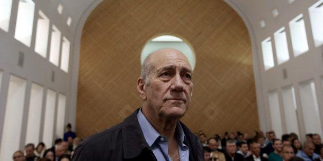L'ex-premier ministre israélien Ehud Olmert ira en prison pour
