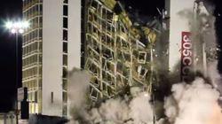 Ils ont (presque) réussi à démolir cet hôtel à Las