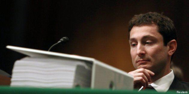 L'ancien trader de Goldman Sachs, le Français