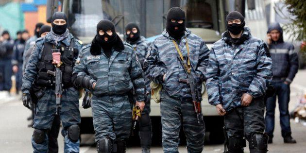 EN DIRECT. L'Ukraine attend son gouvernement de transition, les