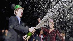 Comment trinquer à la nouvelle année dans 19