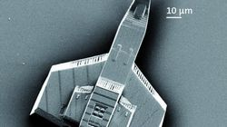 Une imprimante 3D capable de créer des objets plus fins qu'un