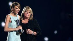 Taylor Swift et sa mère ensemble sur